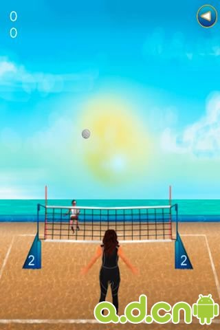 《沙滩排球 Addictive Beach Volleyball SA》