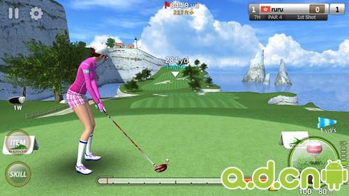 《高尔夫之星 Golf Star》
