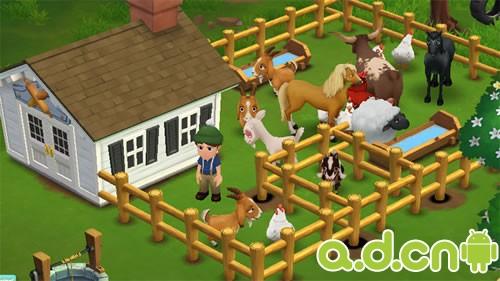 Zynga推『農場小鎮2 FarmVille 2』移動版力挽頹勢