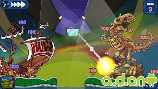 《百战天虫2:末日浩劫 Worms 2: Armageddon》