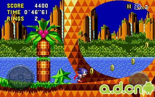 《索尼克CD Sonic CD》