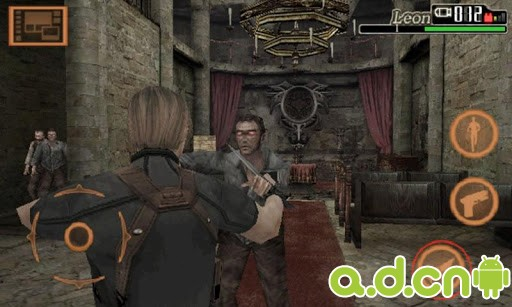 《生化危机4 英文修改版 Resident Evil 4》