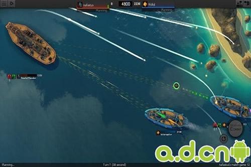 《海上巨兽:战舰 Leviathan: Warships》