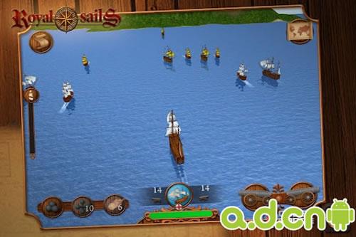 《皇家帆船大赛 Royal Sails》