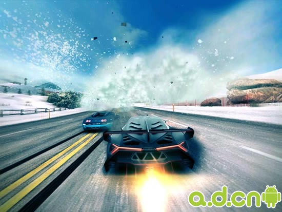 E3 2013: 《狂野飙车8:极速凌云 Asphalt 8: Air