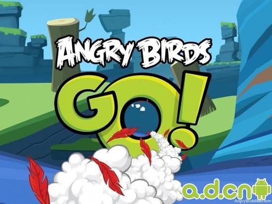 E3 2013: Rovio曝光新遊戲『Angry Birds Go!』