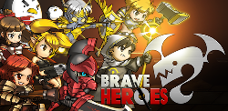 《萌军赶死队 Brave Heroes》