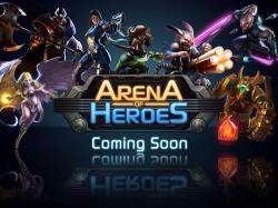 《英雄竞技场 Arena of Heroes》