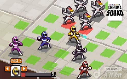 《色彩特技小分队 Chroma Squad》