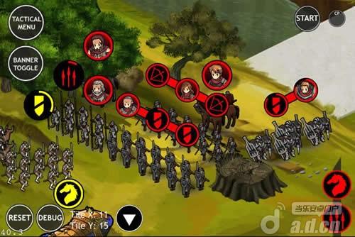 《天灾:佣兵出动 Ravenmark: Mercenaries》