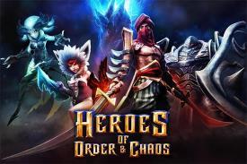 《混沌与秩序之英雄战歌 Heroes of Order & Chaos》安卓版下载