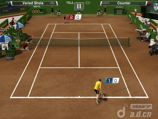 《VR网球挑战赛 Virtua Tennis Challenge》