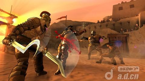 《我,角斗士 I, Gladiator》