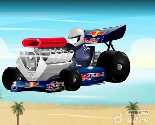 《红牛卡丁车赛3:全胜赛道 Red Bull Kart Fighter 3 Unbeaten Tracks》