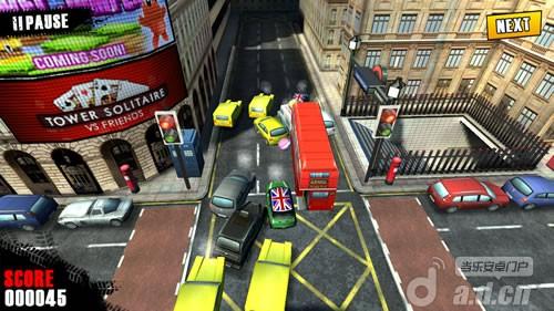 《伦敦交通恐慌 Traffic Panic London》
