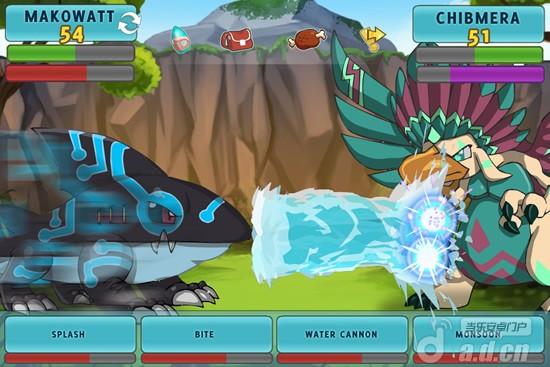 類似寵物小精靈『泰若怪獸Terra Monsters』下月發布