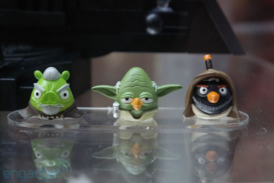 《愤怒的小鸟:星球大战2 Angry Birds Star Wars 2》