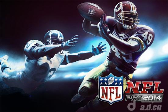 《热血橄榄球2014 NFL Pro 2014》