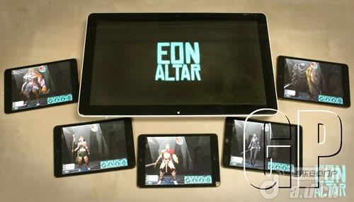 創新多人RPG『永恆祭壇 Eon Altar』亮相英特爾技術峰會