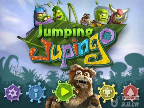 《跳动的蜘蛛 Jumping Jupingo》