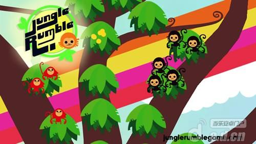 韻律即時戰略新作『叢林群毆Jungle Rumble』年底登Android