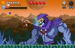 《希曼:宇宙最强游戏 He-Man The Most Powerful Game》