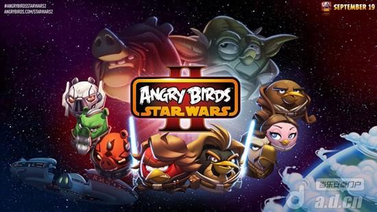 《愤怒的小鸟 星球大战2 Angry Birds Star Wars II》