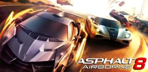 《狂野飙车8:极速凌云 Asphalt 8: Airborne》