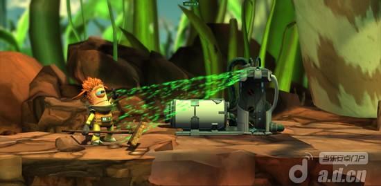 動畫品質新游『蒼蠅獵人起源 Flyhunter Origins』初體驗