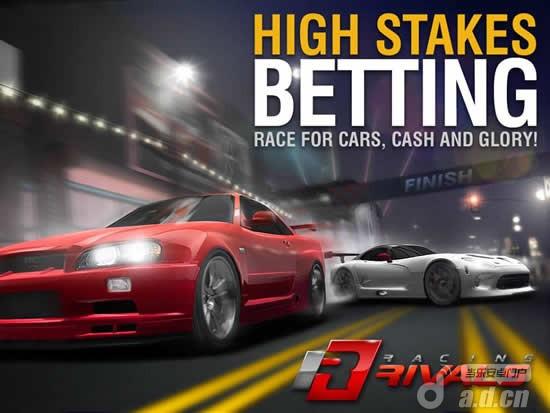 堪比頂級賽車遊戲 『強力競速賽 Racing Rivals』Android 版製作正酣