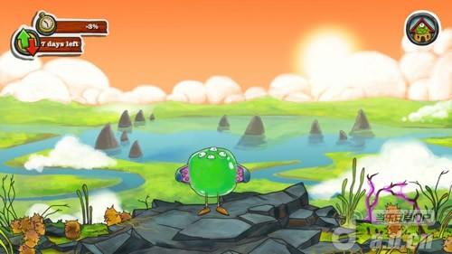 另類養成遊戲『怪物一家親 Monster Loves You』10月10日登陸Android