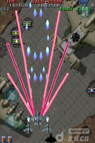 《雷电 复刻版 Raiden Legacy》