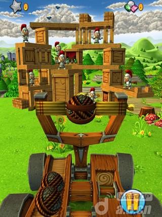 《弹射之王 Catapult King》