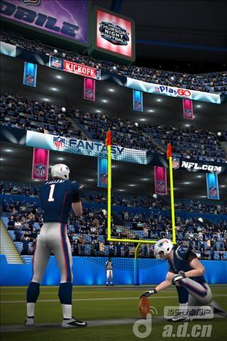 《手指橄榄球2013 NFL Kicker 13》