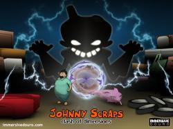 《粉红小猪拯救世界 Johnny Scraps Clash Of Dimensions》