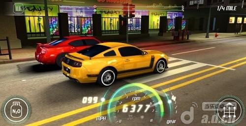 全新3D賽車『氮氣賽車Nitro Nation』10月來襲