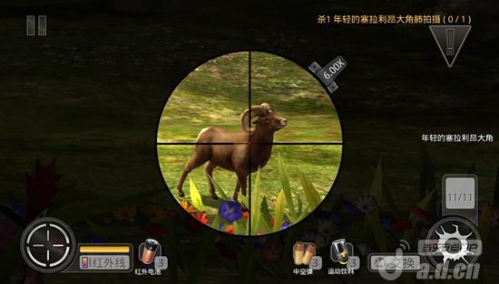 《猎鹿人2014 Deer Hunter 2014》安卓版下载