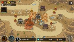 《王国保卫战:前线 Kingdom Rush Frontiers》