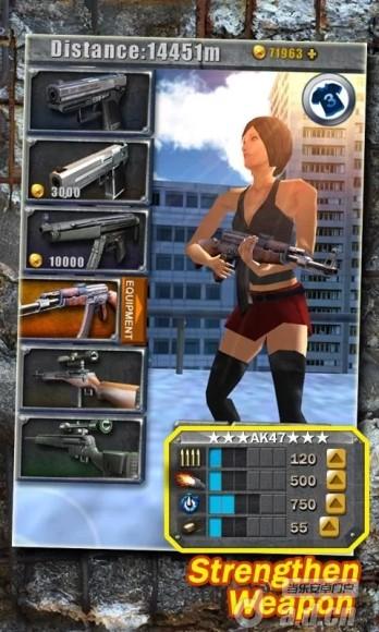 《3D疯狂城市跑酷 3D City Run Hot》安卓版下载