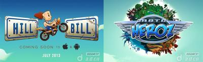 《飞车英雄 Hill Bill》