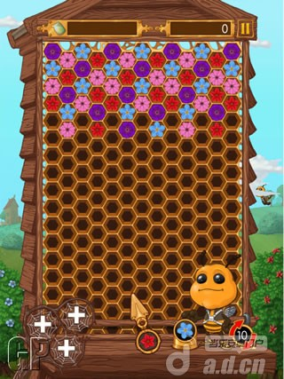 互動電視遊戲『混亂的馬蜂窩 Beehive Bedlam』將登Android