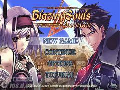 《炙热之魂:加速进化 Blazing Souls Accelate》