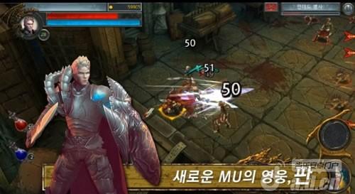著名網游『奇蹟online』推手機版遊戲影片首度曝光