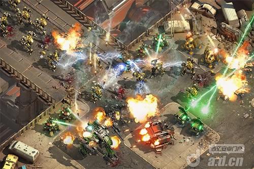 """類""""星海爭霸""""續作『史詩戰爭TD2 Epic War TD2』將首登Android"""