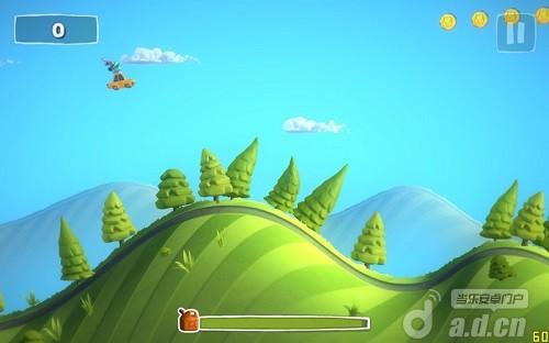 『陽光之旅Sunny Hillride』評測:最純粹的休閒遊戲