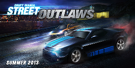 《疯狂漂移:街头狂飙 Drift Mania:Street Outlaw》安卓版下载