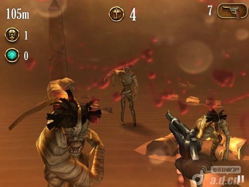 《逃出死人堆 Escape from Doom》