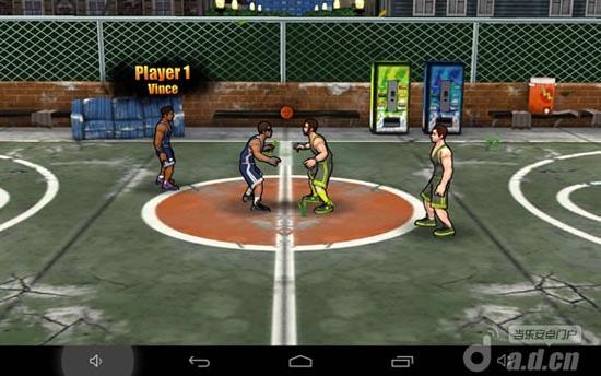 《街头篮球 Jam City》