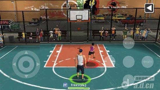 《街头篮球2 Freestyle2 Anywhere》