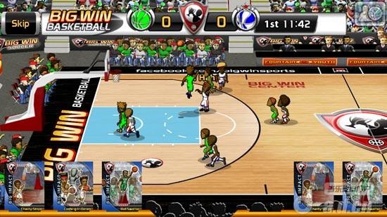《篮球大赢家 Big Win Basketball》